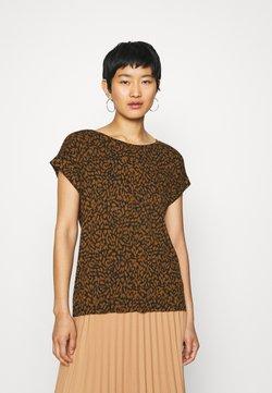 Soyaconcept - SC-KRISTA 2 - T-shirt print - brown