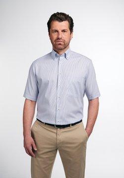 Eterna - Hemd - blau/weiß
