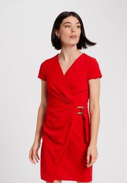 Morgan - Vestido de tubo - red