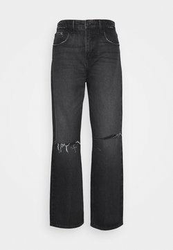 Good American - GOOD 90S - Jeans baggy - black