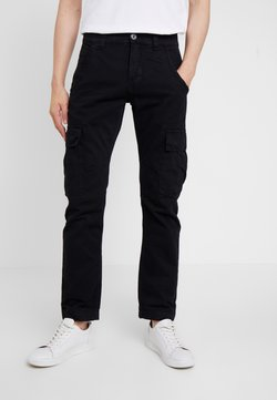 Alpha Industries - Cargo trousers - black