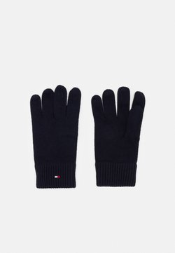 Tommy Hilfiger - GLOVES - Fingerhandschuh - blue