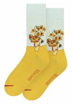 MuseARTa - WITH TWELVE SUNFLOWERS - Socken - mehrfarbig