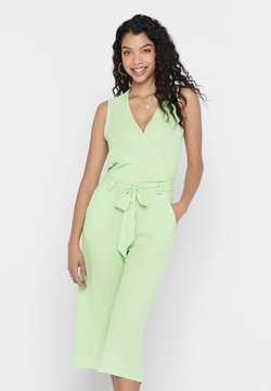 ONLY - JUMPSUIT WICKEL - Combinaison - pastel green