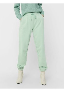 ONLY - LOOSE FIT - Jogginghose - frosty green