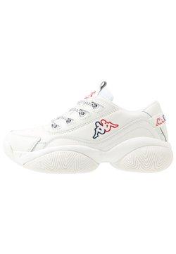 Kappa - BOLB - Sportschoenen - white/navy