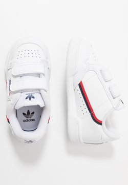 adidas Originals - CONTINENTAL 80  - Sneakers laag -  footwear white/scarlet