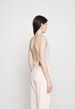 BDG Urban Outfitters - STRAPPY BACK THONG BODYSUIT - Top - surf spray