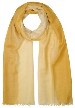 Silvio Tossi - Écharpe - mustard yellow