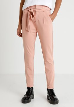 Vero Moda - LOOSE PAPERBAG  - Jogginghose - misty rose