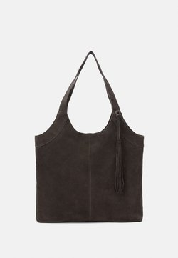 Anna Field - LEATHER - Shopping Bag - anthracite