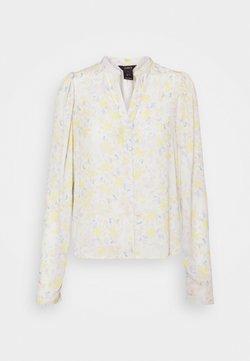 Lindex - BLOUSE ALICIA - Bluse - off white