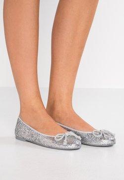Pretty Ballerinas - KYLIE - Ballerinat - silver