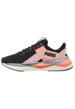 Puma - LQDCELL SHATTER XT GEO - Sportschoenen - black/peachskin/peach