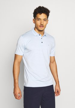 Calvin Klein Golf - SPLICE - Funktionsshirt - dusty blue