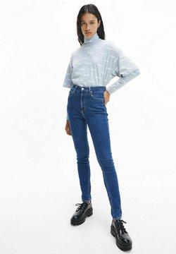 Calvin Klein Jeans - Jeans Skinny Fit - denim medium