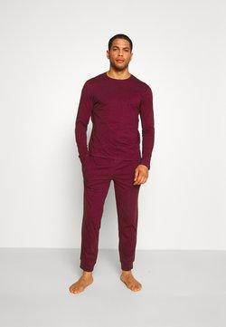 Pier One - Pyjama - bordeaux