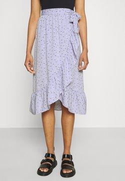 Monki - A-snit nederdel/ A-formede nederdele - lightpurple