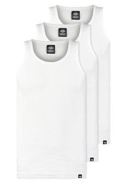Dickies - 3 PACK - Top - white