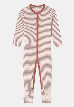 Sanetta - STRIPED UNISEX - Pyjama - terra