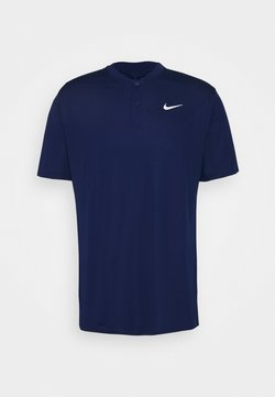 Nike Golf - DRY VICTORY - Funktionsshirt - blue void/white