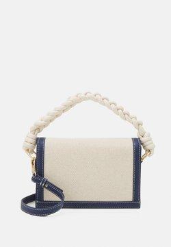 Marc Cain - SHOULDER BAG - Handbag - midnight blue