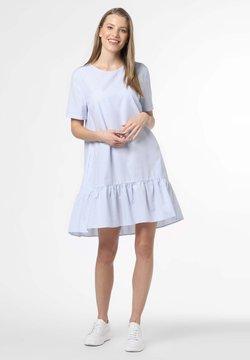 Marie Lund - Freizeitkleid - hellblau weiß