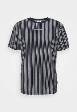 Woodbird - BRAWS TEE - T-Shirt print - navy