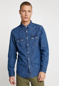 Lee - RIDER - Overhemd - dipped blue