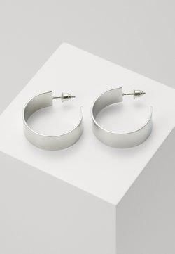 LIARS & LOVERS - CLEAN HOOP - Earrings - silver-coloured