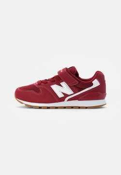 New Balance - 996 - Matalavartiset tennarit - burgundy