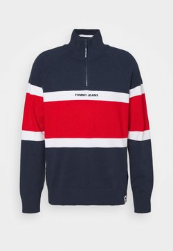 Tommy Jeans - Strickpullover - blue