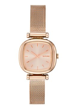 Komono - THE MONEYPENNY ROYALE  - Watch - roségold-coloured