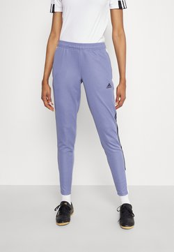 adidas Performance - TIRO - Pantaloni sportivi - orbit violet