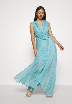 Thurley - WATERFALL DRESS - Ballkleid - blue nile