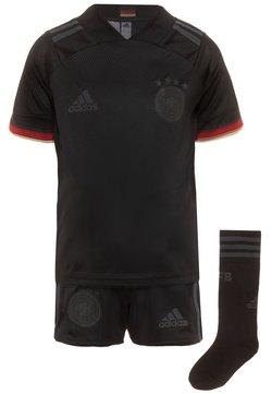 adidas Performance - DFB DEUTSCHLAND A MINI - Sports shorts - black