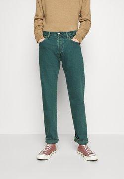 Levi's® - 501® BIRTHDAY '93 STRAIGHT - Straight leg -farkut - blue eyes mallard green