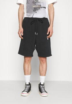 True Religion - HORSESHOE - Shorts - black