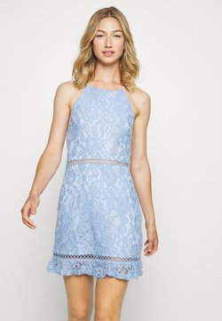 Fashion Union - MELLOW - Cocktailkleid/festliches Kleid - blue