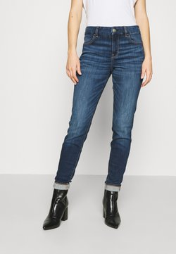 American Eagle - CURVY JEGGING - Jeans slim fit - after midnight