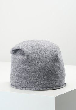 FTC Cashmere - CLASSIC BEANIE - Huer - cliff