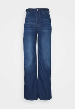 Trendyol - Flared Jeans - blue