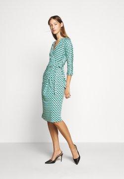 Diane von Furstenberg - ISADORA - Robe d'été - green