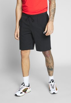 Nike Sportswear - CLUB - Short - black/white