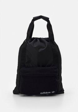 adidas Originals - GYM SHOP UNISEX - Reppu - black/white