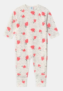 Sanetta - LONG - Pyjama - light grey