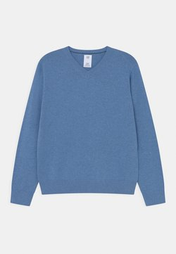 GAP - BOYS UNIFORM - Jersey de punto - blue heather