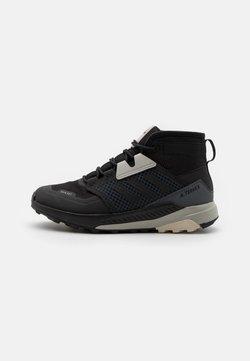 adidas Performance - TERREX TRAILMAKER MID R.RDY UNISEX - Obuwie hikingowe - core black/alumina