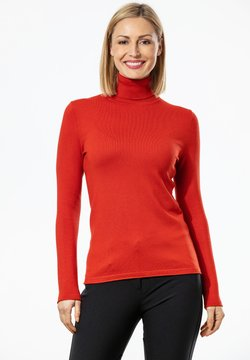 Carnaby's London - Strickpullover - rot