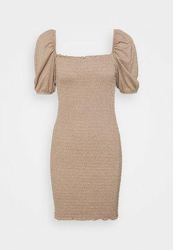 ONLY Petite - ONLNALENA SMOCK DRESS - Vestido ligero - almondine